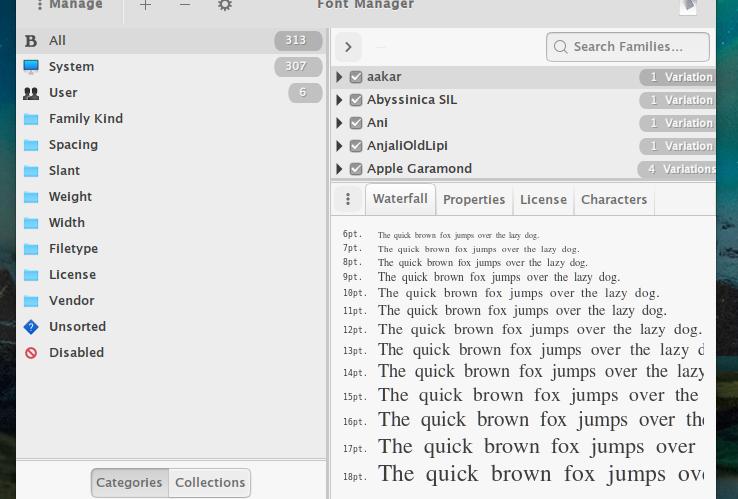 Menambah Font Windows pada Linux Mint Versi 19.1